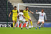 Burton Albion midfielder John-Joe O'Toole during the EFL Sky Bet League 1 match between Milton Keynes Dons and Burton Albion at stadium:mk, Milton Keynes, England on 5 October 2019.