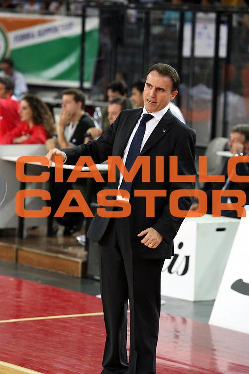 DESCRIZIONE : Roma Amichevole preparazione Eurobasket 2007 Italia Grecia <br />GIOCATORE : Recalcati<br />SQUADRA : Nazionale Italia Uomini <br />EVENTO : Amichevole preparazione Eurobasket 2007 Italia Grecia <br />GARA : Italia Grecia <br />DATA : 30/08/2007 <br />CATEGORIA : Ritratto<br />SPORT : Pallacanestro <br />AUTORE : Agenzia Ciamillo-Castoria/G.Ciamillo