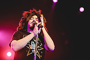 Band Counting Crows performing live at the O2 Academy concert venue in Birmingham, UK on April 19, 2013
