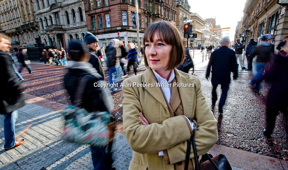 Alexis Hall, author photographed in the centre of Glasgow<br />  <br /> Alan Peebles/Writer Pictures<br /> contact +44 (0)20 822 41564<br /> info@writerpictures.com<br /> www.writerpictures.com