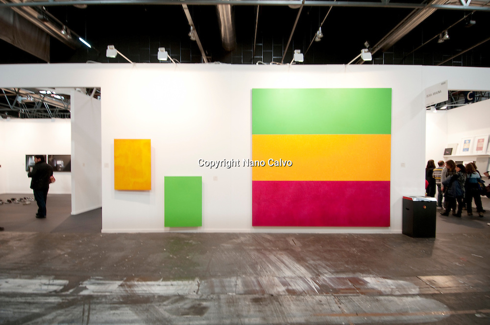 ARCO Madrid 2011, International Contemporary Art Fair