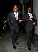 17.JANUARY.2012 LONDON<br /> <br /> AINSLEY HARRIOTT LEAVING THE MAYFAIR HOTEL IN CENTRAL LONDON AFTER ATTENDING A CHARITY AUCTION.<br /> <br /> BYLINE: EDBIMAGEARCHIVE.COM<br /> <br /> *THIS IMAGE IS STRICTLY FOR UK NEWSPAPERS AND MAGAZINES ONLY*<br /> *FOR WORLD WIDE SALES AND WEB USE PLEASE CONTACT EDBIMAGEARCHIVE - 0208 954 5968*