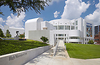 The Richard Meier addition to the High Museum in Atlanta ©2012 John Muggenborg / muggphoto