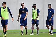 RSC Anderlecht Training - 31 Aug 2017