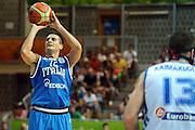 KOPER EUROBASKET 2013 8 SETTEMBRE 2013<br /> NAZIONALE ITALIANA MASCHILE<br /> ITALIA-GRECIA<br /> NELLA FOTO: ANDREA CINCIARINI<br /> FOTO CIAMILLO
