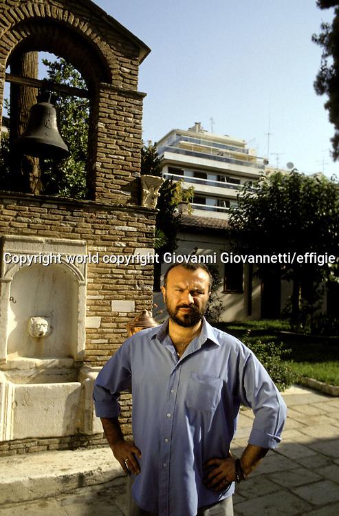 Dimitris Kosmopulos<br />world copyright Giovanni Giovannetti/effigie