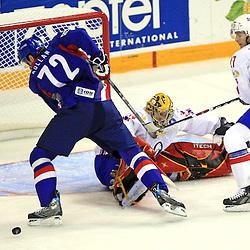 20080503: Ice Hockey - IIHF World Championship, Slovakia vs Norway, Halifax, Canada