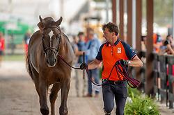 Smolders Harrie, NED, Don VHP Z<br /> World Equestrian Games - Tryon 2018<br /> © Hippo Foto - Jon Stroud<br /> 22/09/2018