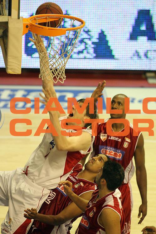 DESCRIZIONE : Pistoia Lega A2 2010-11 Tuscany Pistoia Sigma Barcellona<br /> GIOCATORE : Fucka Gregor<br /> SQUADRA : Tuscany Pistoia<br /> EVENTO : Campionato Lega A2 2010-2011<br /> GARA : Tuscany Pistoia Sigma Barcellona<br /> DATA : 17/10/2010<br /> CATEGORIA : Tiro<br /> SPORT : Pallacanestro<br /> AUTORE : Agenzia Ciamillo-Castoria/Stefano D'Errico<br /> Galleria : Lega Basket A2 2010-2011 <br /> Fotonotizia : Pistoia Lega A2 2010-2011 Tuscany Pistoia Sigma Barcellona<br /> Predefinita :