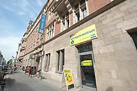 29 APR 2010, BERLIN/GERMANY:<br /> Thomas-Dehler-Haus der FDP<br /> IMAGE: 20100429-01-007