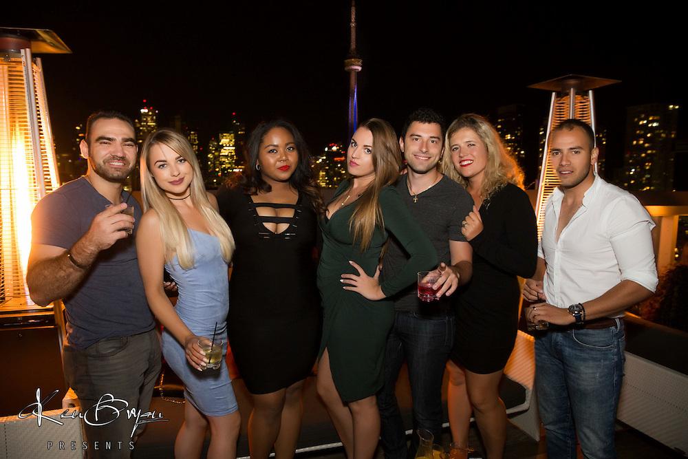 Ken Bryan Presents: #InGoodCompanyFridays! Join all the right people, EVERY Friday in the Thompson Hotel Rooftop Lounge &amp; Pool. No cover, no kids &amp; no hassles. Just great times with great people with the best view of the city! Bring your besties. RSVP: ken@4tune.ca | 647.710.0436 | http://www.kenbryan.net/ <br />