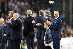 Robbie Keane looks on as Tottenham Hotspur put on a farewell show with former and current players after the final game at White Hart Lane before it's closure for demolition and redevelopment - Rogan Thomson/JMP - 14/05/2017 - FOOTBALL - White Hart Lane - London, England - Tottenham Hotspur v Manchester United - Premier League.