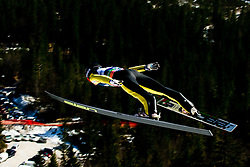 Rok Urbanc of Slovenia during Flying Hill Individual at 2nd day of FIS Ski Jumping World Cup Finals Planica 2012, on March 16, 2012, Planica, Slovenia. (Photo by Matic Klansek Velej / Sportida.com)