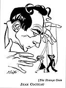 The Strange Ones ; Jean Cocteau..