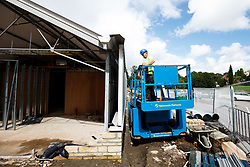 Progress update eight weeks into building works at Almondsbury Garden Centre - Photo mandatory by-line: Rogan Thomson/JMP - 07966 386802 - 27/08/2015 - PR -  Almondsbury Garden Centre - Bristol, England.