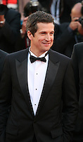 Director Guillaume Canet at the Blood Ties film gala screening at the Cannes Film Festival Monday 20th May 2013