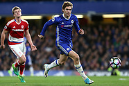 Chelsea v Middlesborough - 8 May 2017