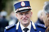 Mr Domenico Giani, Commander of Vatican Gendarmerie