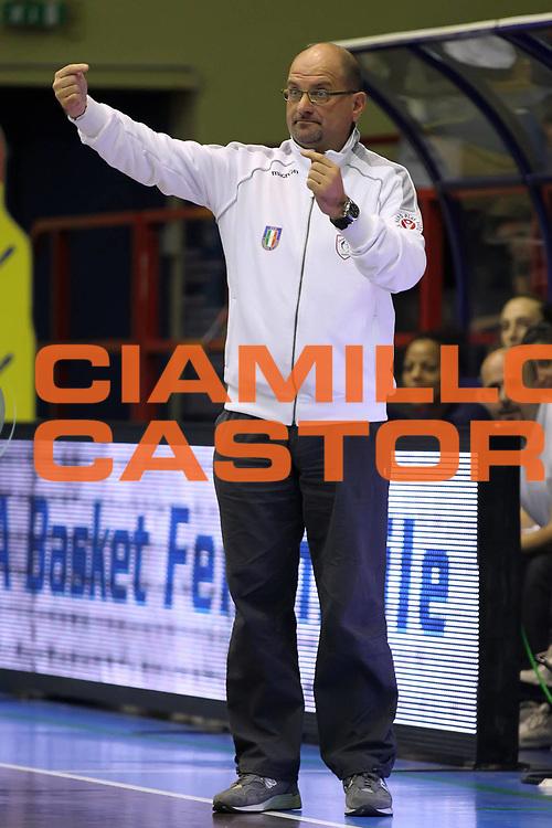 DESCRIZIONE : Cinisello Balsamo Lega A1 Femminile 2010-11 Opening day Cras Taranto Bracco Geas Sesto San Giovanni<br /> GIOCATORE : Roberto Ricchini<br /> SQUADRA : Cras Taranto<br /> EVENTO : Campionato Lega A1 Femminile 2010-2011<br /> GARA : Cras Taranto Bracco Geas Sesto San Giovanni<br /> DATA : 24/10/2010<br /> CATEGORIA : coach<br /> SPORT : Pallacanestro<br /> AUTORE : Agenzia Ciamillo-Castoria/ElioCastoria<br /> Galleria : Lega Basket Femminile 2010-2011<br /> Fotonotizia : Cinisello Balsamo Lega A1 Femminile 2010-11 Opening day Cras Taranto Bracco Geas Sesto San Giovanni<br /> Predefinita :