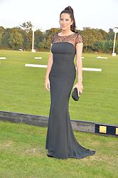 PRINCESS TAMARA CZARTORYSKI at the Chovgan Twilight Polo Gala in association with the PNN Group held at Ham Polo Club, Petersham Close, Richmond, Surrey on 10th September 2014.