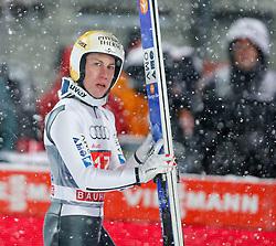 29.12.2014, Schattenbergschanze, Oberstdorf, GER, FIS Ski Sprung Weltcup, 63. Vierschanzentournee, Bewerb, im Bild Thomas Diethart (AUT) //Thomas Diethard of Austria// during Competition of 63 rd Four Hills Tournament of FIS Ski Jumping World Cup at Schattenbergschanze, Oberstdorf, GER on 2014/12/29. EXPA Pictures © 2014, PhotoCredit: EXPA/ Peter Rinderer