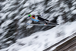 15.12.2017, Nordische Arena, Ramsau, AUT, FIS Weltcup Nordische Kombination, Skisprung, im Bild Arttu Maekiaho (FIN) // Arttu Maekiaho of Finland during Cross Country Training of FIS Nordic Combined World Cup, at the Nordic Arena in Ramsau, Austria on 2017/12/15. EXPA Pictures © 2017, PhotoCredit: EXPA/ Dominik Angerer
