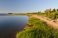 Hallock Bay (Long Beach Bay), Orient, Long Island, New York Long Island, New York