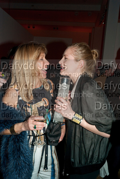 MAIA NORMAN; POLLY MORGAN, TODÕS Art Plus Drama Party 2011. Whitechapel GalleryÕs annual fundraising party in partnership. Whitechapel Gallery. London. 24 March 2011.  with TODÕS and supported by HarperÕs Bazaar-DO NOT ARCHIVE-© Copyright Photograph by Dafydd Jones. 248 Clapham Rd. London SW9 0PZ. Tel 0207 820 0771. www.dafjones.com.<br /> MAIA NORMAN; POLLY MORGAN, TOD'S Art Plus Drama Party 2011. Whitechapel Gallery's annual fundraising party in partnership. Whitechapel Gallery. London. 24 March 2011.  with TOD'S and supported by Harper's Bazaar-DO NOT ARCHIVE-© Copyright Photograph by Dafydd Jones. 248 Clapham Rd. London SW9 0PZ. Tel 0207 820 0771. www.dafjones.com.