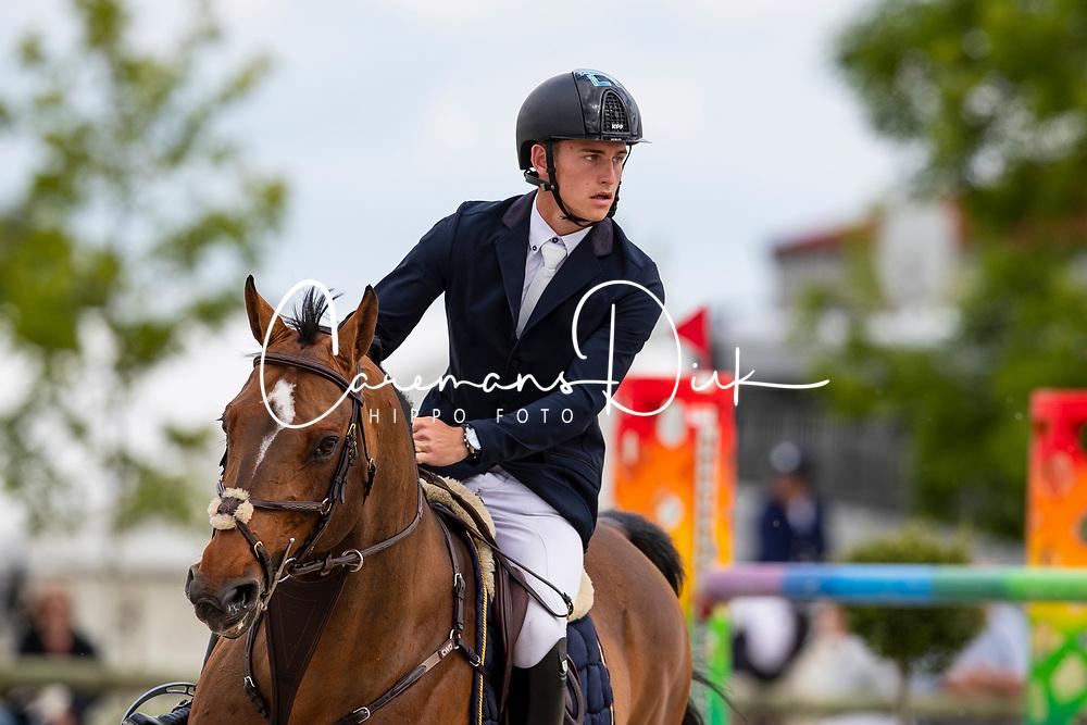 Prouve Tim, BEL, Orson Des Hayettes<br /> Belgisch Kampioenschap - Azelhof 2019<br /> © Hippo Foto - Dirk Caremans