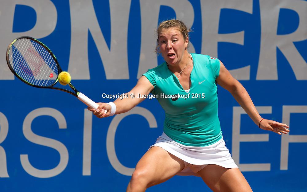 Anna-Lena Friedsam (GER)<br /> <br /> Tennis - Gastein Ladies 2015 - WTA -  Europaeischer Hof - Bad Gastein -  - Oesterreich  - 20 July 2015. <br /> &copy; Juergen Hasenkopf
