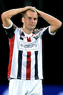 Onderwerp/Subject: Willem II - Eredivisie<br /> Reklame:  <br /> Club/Team/Country: <br /> Seizoen/Season: 2012/2013<br /> FOTO/PHOTO: Kees VAN BUUREN of Willem II dejected after the match. (Photo by PICS UNITED)<br /> <br /> Trefwoorden/Keywords: <br /> #03 #09 $94 &plusmn;1342772348418<br /> Photo- &amp; Copyrights &copy; PICS UNITED <br /> P.O. Box 7164 - 5605 BE  EINDHOVEN (THE NETHERLANDS) <br /> Phone +31 (0)40 296 28 00 <br /> Fax +31 (0) 40 248 47 43 <br /> http://www.pics-united.com <br /> e-mail : sales@pics-united.com (If you would like to raise any issues regarding any aspects of products / service of PICS UNITED) or <br /> e-mail : sales@pics-united.com   <br /> <br /> ATTENTIE: <br /> Publicatie ook bij aanbieding door derden is slechts toegestaan na verkregen toestemming van Pics United. <br /> VOLLEDIGE NAAMSVERMELDING IS VERPLICHT! (&copy; PICS UNITED/Naam Fotograaf, zie veld 4 van de bestandsinfo 'credits') <br /> ATTENTION:  <br /> &copy; Pics United. Reproduction/publication of this photo by any parties is only permitted after authorisation is sought and obtained from  PICS UNITED- THE NETHERLANDS
