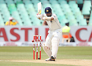 Cricket - SA v India 2nd Test at Kingsmead D3