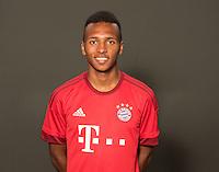 German Soccer Bundesliga 2015/16 - Photocall of FC Bayern Munich on 16 July 2015 in Munich, Germany: Julian Green