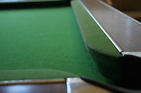 Pool table detail