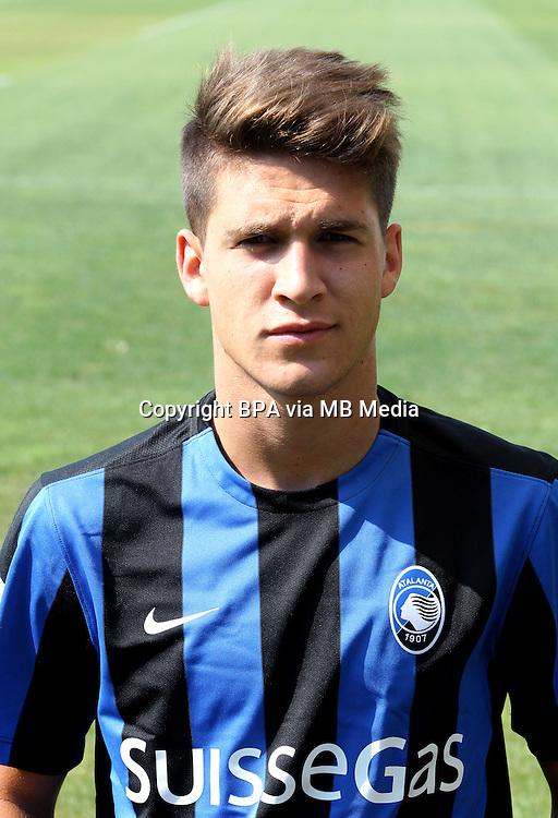 Italian League Serie A -2015-2016 / <br /> ( Atalanta Bergamasca Calcio ) <br /> Tiziano Tulissi