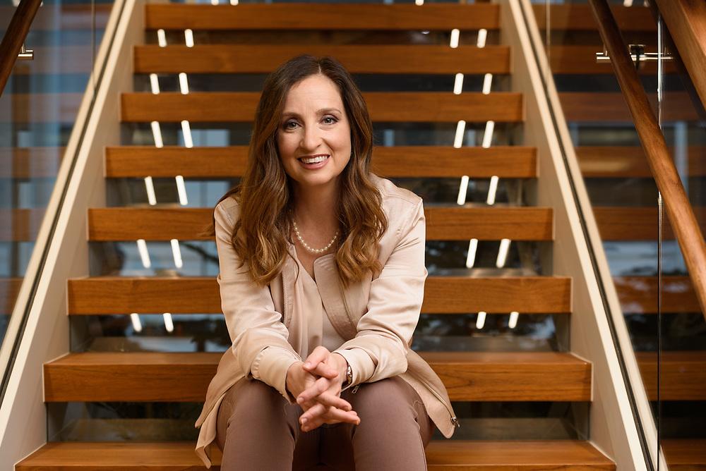 Jody Kohner, senior vice president of employee marketing & engagement at Salesforce. San Francisco, CA   Wardour (UK)