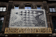MC Escher Museum, Lange Voorhout Palace in Dn Haag