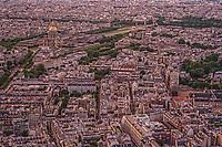 Les Invalides / Army Museum / Musée de l'Armée & Paris Cityscape