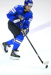 Niko Kapanen of Finland at ice-hockey game Canada vs Finland at Qualifying round Group F of IIHF WC 2008 in Halifax, on May 12, 2008 in Metro Center, Halifax, Nova Scotia, Canada. Canada won 6:3. (Photo by Vid Ponikvar / Sportal Images)