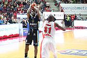 Darius Johnson-Odom<br /> Openjobmetis Pallacanestro Varese - Vanoli Cremona<br /> Lega Basket Serie A 2016/2017<br /> Varese 30/04/2017<br /> Foto Ciamillo-Castoria