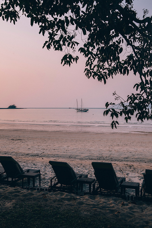 Sunset at The Datai, Langkawi