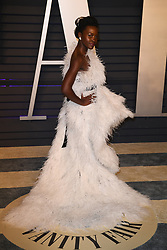 Lupita Nyong'o attending the 2019 Vanity Fair Oscar Party hosted by editor Radhika Jones held at the Wallis Annenberg Center for the Performing Arts on February 24, 2019 in Los Angeles, CA, USA. Photo by David Niviere/ABACAPRESS.COM
