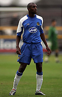 Photo: Paul Thomas.<br /> Southport v Wigan Athletic. Pre Season Friendly. 02/08/2006.<br /> <br /> Emmerson Boyce, New Wigan signing.