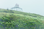 Orginal Cape Spear Light - 1835 -standing guard at the eastern-most point of North America