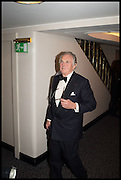 LORD HINDLIP, The Old Russian New Year's Eve Gala. In aid of the Gift of Life foundation. Savoy Hotel, London. 13 January 2015.