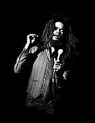 Reggae Star Max Romeo live in London 1979