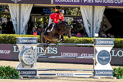 Tebbel Maurice, GER, Don Diarado<br /> FEI Jumping Nations Cup Final<br /> Barcelona 2019<br /> © Hippo Foto - Dirk Caremans<br />  03/10/2019