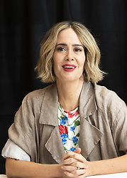 May 24, 2018 - New York, New York, USA - Sara Paulson stars in the movie Ocean's 8 (Credit Image: © Armando Gallo via ZUMA Studio)
