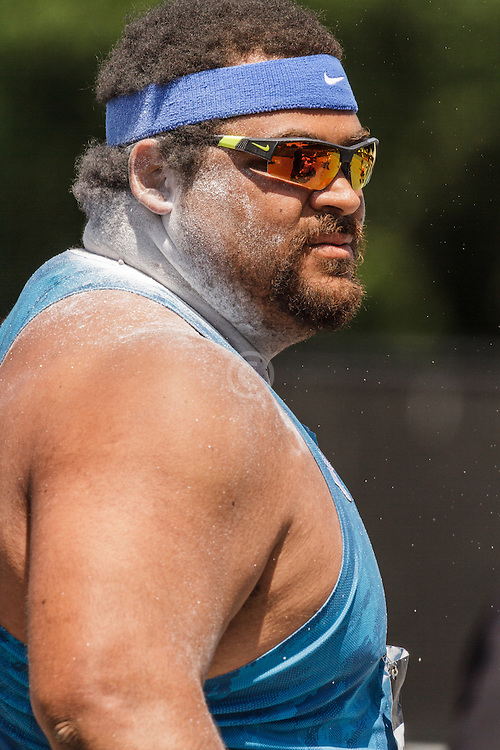 adidas Grand Prix Diamond League Track & Field: Men's Shot Put, Reese Hoffa, USA