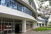 Belo Horizonte_MG, Brasil...biblioteca publica estadual Luiz de Bessa, localizada na Praca da Liberdade...The state public library Luiz de Bessa, located in Praca da Liberade...Foto: LEO DRUMOND / NITRO.